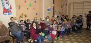 Рождество в социальном приюте