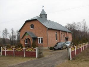 13 Молитвенный дом в Сварыни