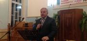 Проповедует Павел Тупчик