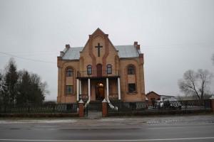 9 Молитвенный дом в поселке Садовом