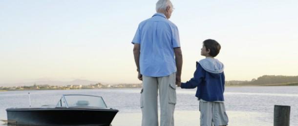 фото дед и внук